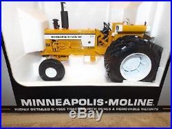 Minneapolis Moline G-1355 1/16th TTT 27th Anniversary Tractor