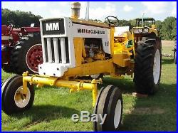 Minneapolis Moline G-850