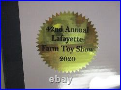 Minneapolis Moline G-955 Diesel Toy Tractor 2020 Lafayette 1/16 Scale, NIB
