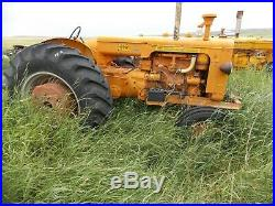 Minneapolis Moline G antique tractor