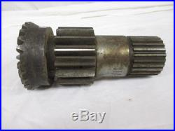 Minneapolis Moline Gear for G1000 and M670 Super Tractors (11A26551)