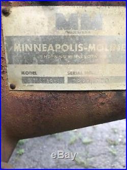 Minneapolis Moline Jet Star 3