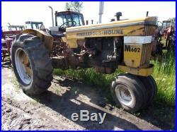 Minneapolis Moline M602 Diesel Tractor