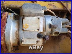 Minneapolis Moline MM M5 Stationary Tractor Engine 5.5L 336ci