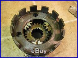 Minneapolis Moline MM M670 Gas Tractor Ampli-Torc Clutch Drum Gears