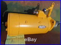 Minneapolis Moline MM U Diesel Engine D283-4 Starter 1109236 12V UB Tractor Used