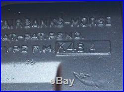Minneapolis Moline Magneto R Z U Series Tractorfmk Fairbanks Morse Fmk4b44 MM