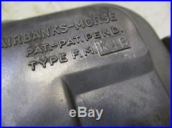 Minneapolis Moline RTU RTI Tractor Fairbanks Morse K4B Magneto
