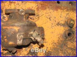 Minneapolis Moline R Tractor Carburetor Carb