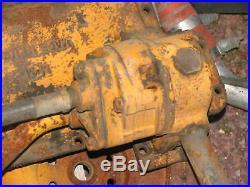 Minneapolis Moline R Tractor Hydraulic Pump
