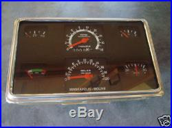 Minneapolis Moline Tractor Gauge Panel-335,445 and more