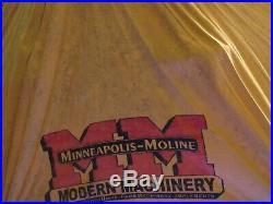 Minneapolis-Moline Tractor Umbrella Vintage