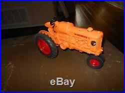Minneapolis Moline UB lp-gas toy tractor (White, Oliver) 1/16 custom made