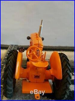 Minneapolis Moline U 1/16 die-cast farm tractor replica by Cottonwood Acres