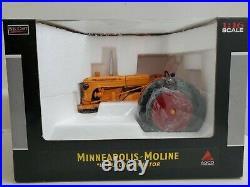 Minneapolis Moline U Pulling Tractor 1/16 SpecCast