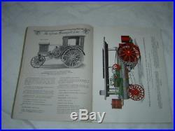 Minneapolis Moline power farming machinery catalog brochure oil tractors combine