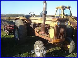 Minneapolis moline G704 Diesel