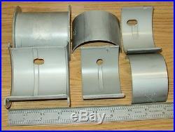 Minneapolis moline Main Bearing Set. 020 fits U, UB, 5star, M5, M602, M670,283pu