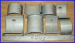 Minneapolis moline Main Bearing Set. 030 fits G6, G704, G705, G706, G707, G708, MF97