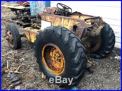 Minneapolis moline Tractor Parts Engine Transmission Axl Pump Vintage Machine