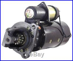 New Starter Fits Minneapolis Moline Tractor A4t-1400 A4t1600 G-1000 G704 1114886