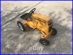 Original Minneapolis Moline Pedal Tractor