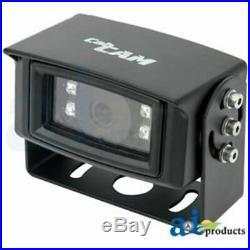 PAL110C Universal Farm CabCAM Camera, 110°, PAL Video Fits Tractors and Combines