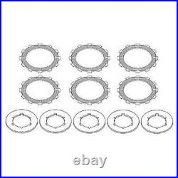 PTO Clutch Disc Plate Set For White Oliver Tractors 1555 1650 1655 1750 1800
