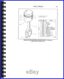 Parts Manual 1949+ Minneapolis Moline RTU RTE RTS RTN R Tractor