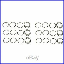 Piston Ring Set. 030 Oversize 6 Cylinder Minneapolis Moline G1000 Oliver