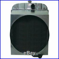 Radiator Oliver 1655 1555 1600 1550 1650 White 2-70 Minneapolis Moline G750