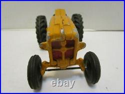 Rare Vintage Slik Toys Minneapolis Moline 445 Farm Tractor