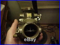 Rebuilt Marvel Schebler TSX 97 Minneapolis Moline Z ZA ZB G4 Tractor Carburetor