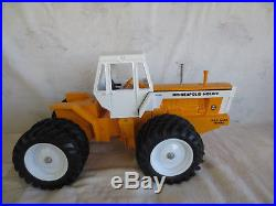 Scale Models 1/16 Scale Minneapolis Moline A4t-1600 Turbo 4wd Farm Toy Tractor