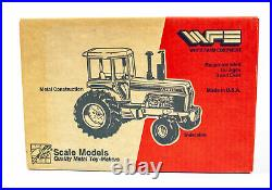 Scale Models White (WFE) Minneapolis Moline 116 Diecast Tractor NEW