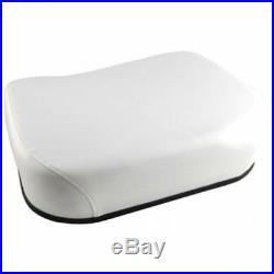 Seat Cushion Vinyl Cream White Oliver 1850 1650 1855 1750 Minneapolis Moline