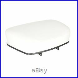Seat Cushion Vinyl White 2-85 Oliver 1850 1650 1855 1750 Minneapolis Moline