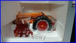 SpecCast 1/16 Minneapolis Moline U Gas narrow front tractor with4 Row Cultivator