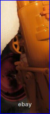SpecCast Minneapolis-Moline U Gas Tractor With M-M 3 bottom Plow Stock #SCT298