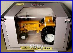 Spec Cast 1/16 Minneapolis Moline G955 Diesel Tractor with Duals, Lafayette Show