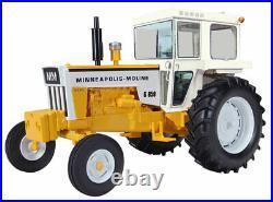Spec Cast SCT-756 116 Minneapolis-Moline G850 Wide-Front Diesel Tractor