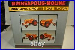 Speccast 1/16 Scale Minneapolis-moline U Gas Tractor Forreston IL Ffa 2006 Mib