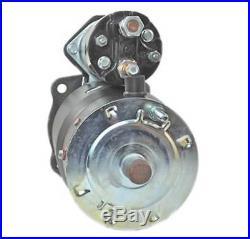 Starter Motor Fits 65 66 67 68 69 Minneapolis Moline Tractor U-302 1107356
