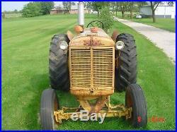 Tractor, 1949 GTB Minneapolis-Moline
