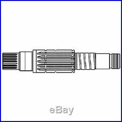 Transmission Input Shaft Minneapolis Moline Oliver 1750 1800 1850 1855 1755