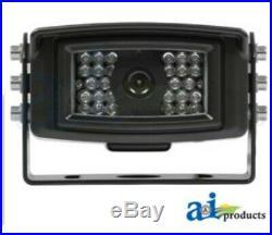 Universal Farm CabCAM Camera, 110° LED Fits Tractors and Combines