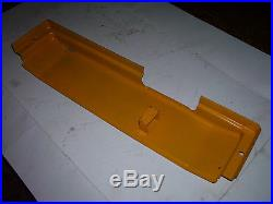 VINTAGE MINNEAPOLIS MOLINE TRACTOR BATTERY COVER -20 1/2 LONG