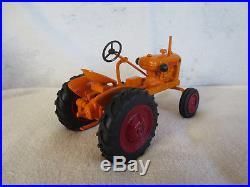 Vintage1/16 Scale Minneapolis Moline Avery Farm Toy Tractor Custom Rare