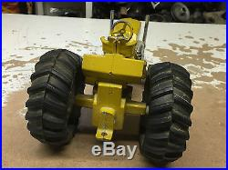Vintage Ertl 1/16 Scale Minneapolis Moline Mighty Minnie G-1000 Pulling Tractor