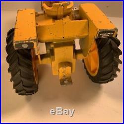 Vintage Ertl Minneapolis Moline G1000 Yellow Toy Tractor